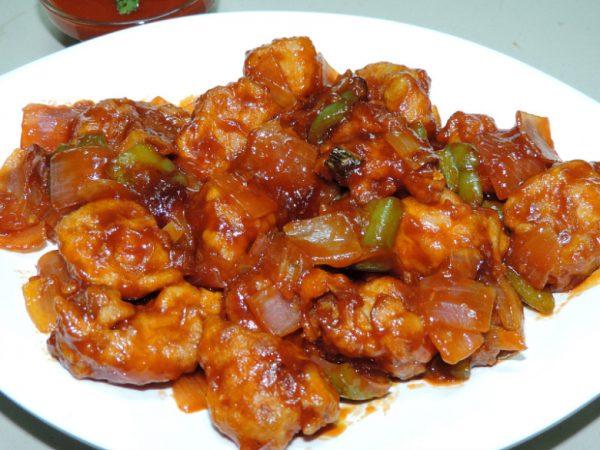 chilli-chicken